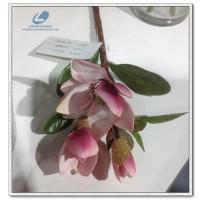 Silk Magnolia Spray Short Stem