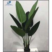 Artificial Traveler Palm Tree